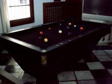 Mesa de Pool Islamica
