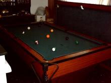 AF Billares artesanos en mesas de pool y billares