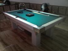 Mesa de Pool Cristal